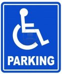 Parking-handicap