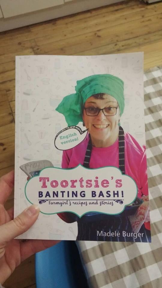 toortsie's Banting Bash Proef